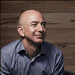 Джефф Безос - генеральний директор і засновник торгової площадки Amazon.com